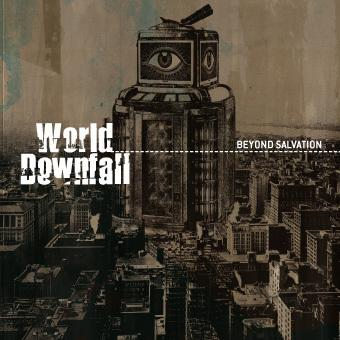 WORLD DOWNFALL - Beyond Salvation CD
