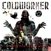 COLDWORKER - The Contaminated Void CD