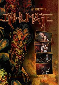 INHUMATE - At War With Inhumate