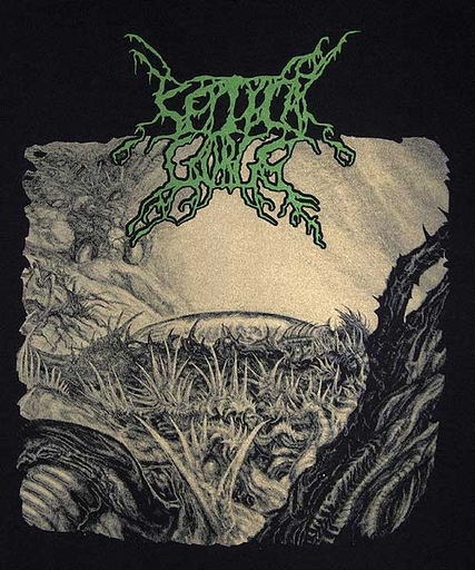 SEPTYCAL GORGE - Growing Seeds Of Decay - TS