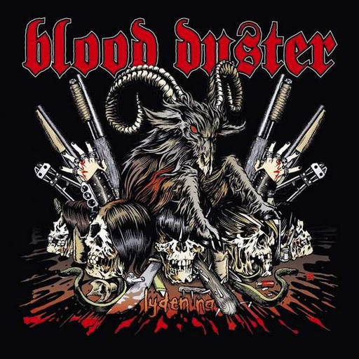 BLOOD DUSTER - Lyden Na 2xCD