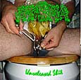 SCREAMING AFTERBIRTH/STOMA split CD