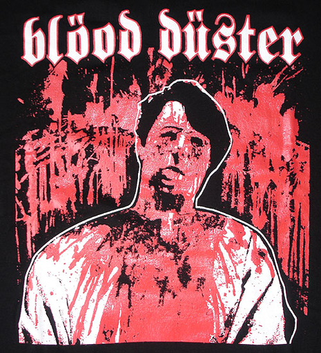 BLOOD DUSTER - Menstrual Soup TS