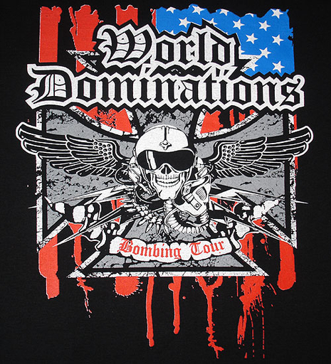 WORLD DOMINATIONS - TS