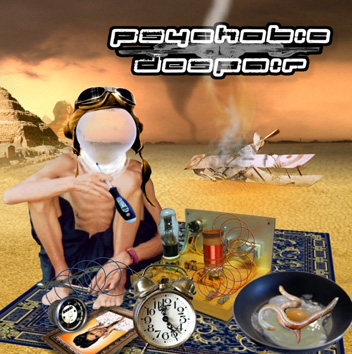 PSYCHOTIC DESPAIR - S/T CD digipack