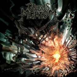 ODIOUS MORTEM - Cryptic Implosion CD