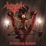 AVERSION TO LIFE - Ritualized Murder CD