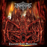 THORNAFIRE - Exacerbated Gnostic Manifestation CD