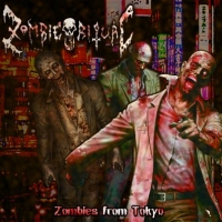 ZOMBIE RITUAL - Zombies From Tokyo CD