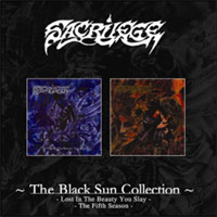 SACRILEGE - The Black Sun Collection 2xCD