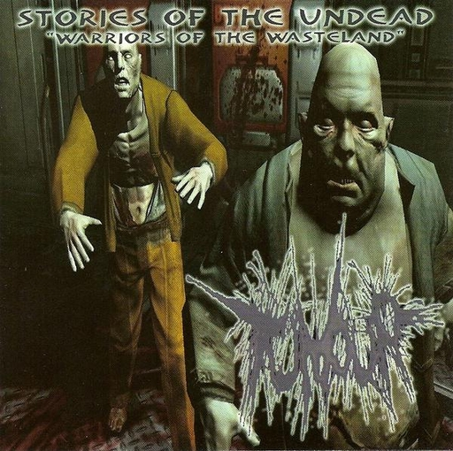 TUMOUR - Stories Of The Undead / Warriors Of The Wasteland CD