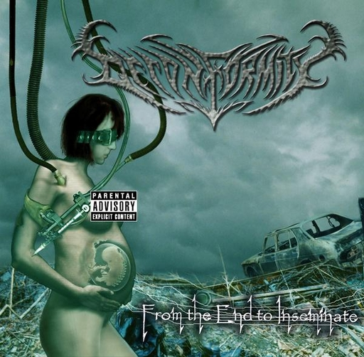 DECONFORMITY - From The End To Inseminate CD