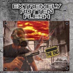 EXTREMELY ROTTEN FLESH - The End