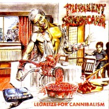 PURULENT SPERMCANAL - Legalize For Cannibalism CD