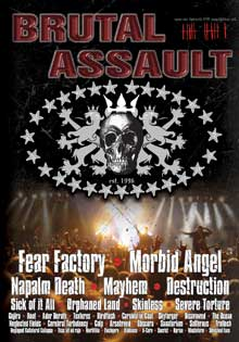 BRUTAL ASSAULT vol.11