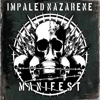 IMPALED NAZARENE - Manifest CD