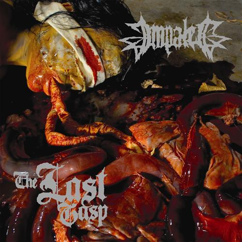 IMPALED - The Last Gasp CD