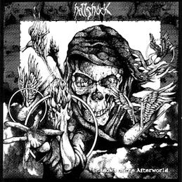 HELLSHOCK - Shadows Of The Afterworld CD