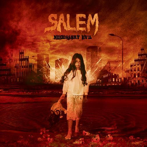 SALEM - Necessary Evil CD