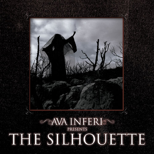AVA INFERI - The Silhouette CD digipack