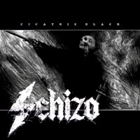 SCHIZO - Cicatrix Black CD
