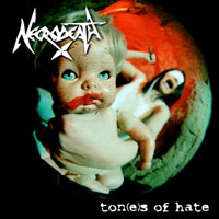 NECRODEATH - Tone(s) Of Hate CD digipack