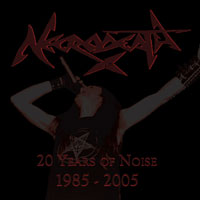 NECRODEATH - 20 Years Of Noise 1985-2005 CD digipack