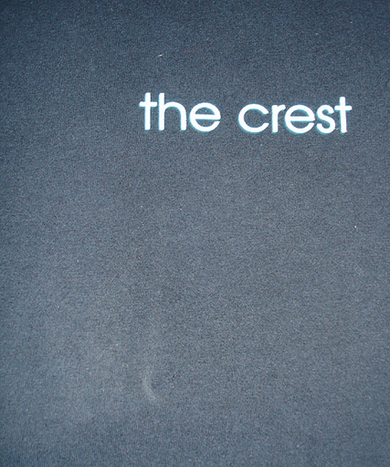 THE CREST - Cover Letters From Fire TS