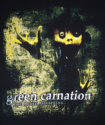 GREEN CARNATION - The Quiet Offspring TS