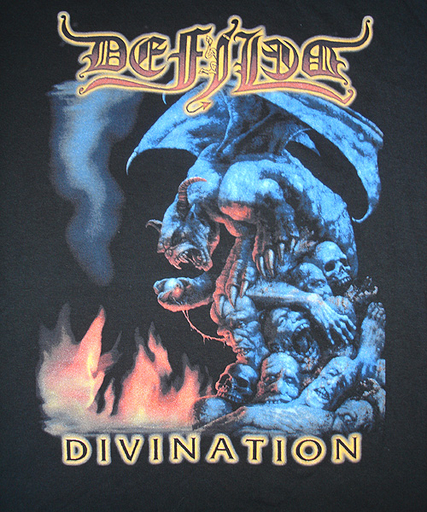 DEFILED - Divination TS