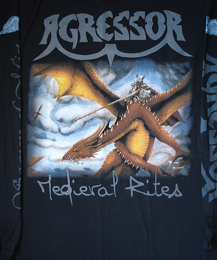 AGRESSOR - Dragon LS