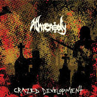 ATHRENODY - Crazed Development CD