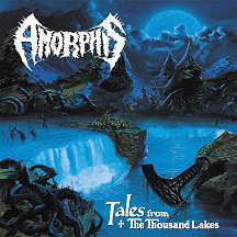 AMORPHIS - Tales From The Thousand Lakes CD