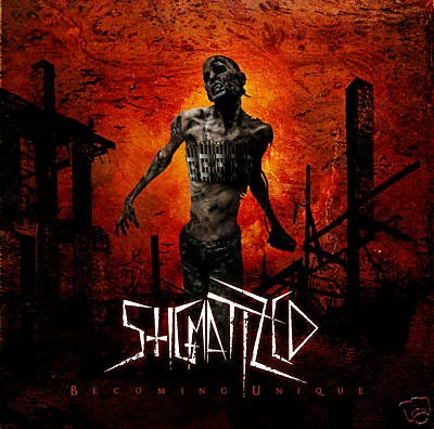 STIGMATIZED - Becoming Unique CD