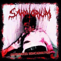 SANATORIUM - Goresoaked Reincarnation CD