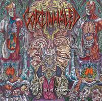 GOREINHALED - The Art Of Sickness CD
