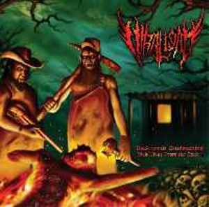 VIRAL LOAD - Backwoods Bludgeoning CD