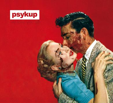 PSYKUP - We Love You All CD digipack