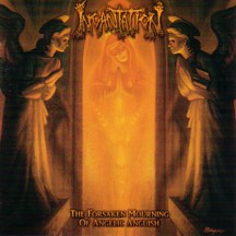 INCANTATION - The Forsaken Mourning Of Angelic Anguish CD