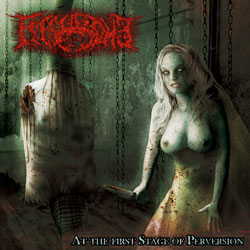 FLESHBOMB - At The First Stage Of Perversion CD