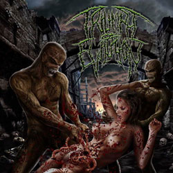 TRIUMPH OF EVILUTION - KATALEPSY / FLESHROT / BLUNT FORCE TRAUMA