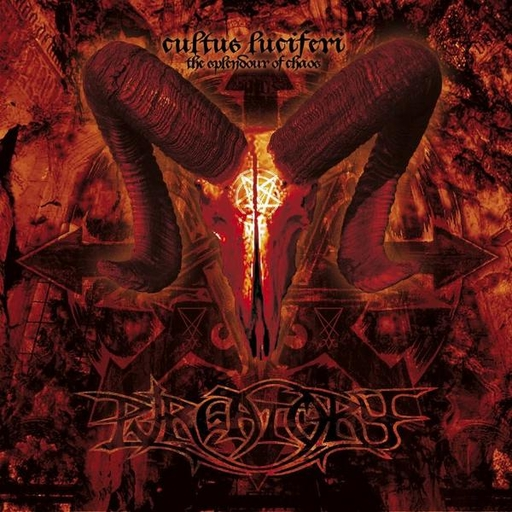 PURGATORY - Cultus Luciferi - The Splendour Of Chaos CD