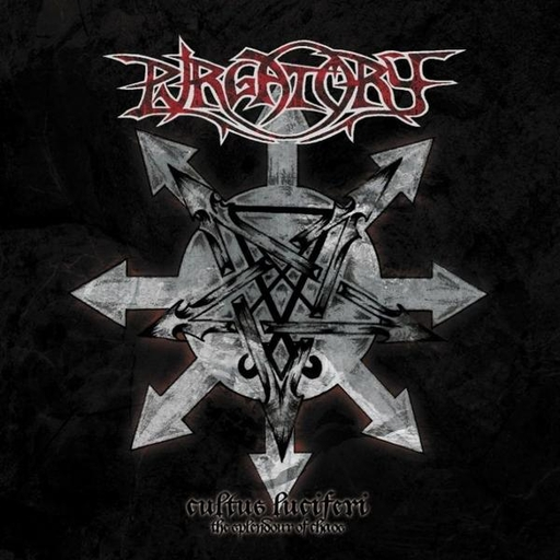 PURGATORY - Cultus Luciferi - The Splendour Of Chaos CD digipack