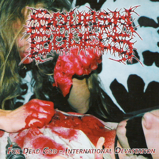 SQUASH BOWELS - For Dead God - International Devastation CD