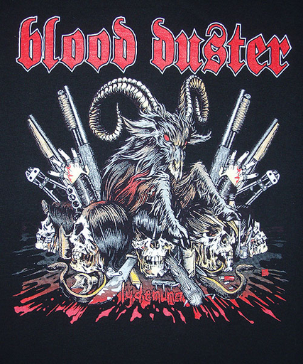 BLOOD DUSTER - Lyden Na TS