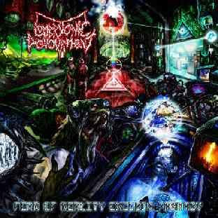 EMBRYONIC DEVOURMENT - Fear Of Reality Exceeds Fantasy CD