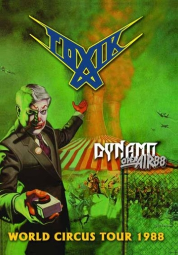 TOXIK - Dynamo Open Air 88