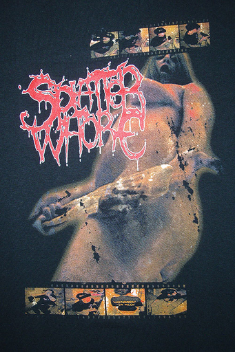 SPLATTER WHORE - I´m A Kaviar Die-Hard TS