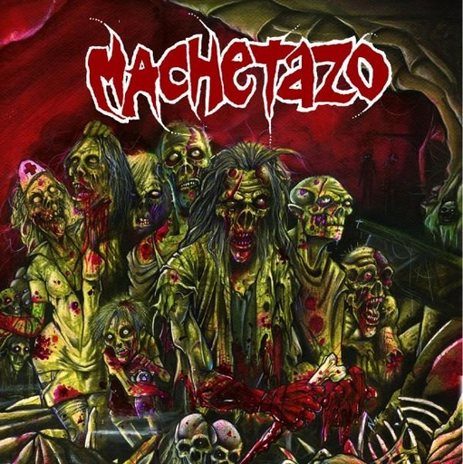 MACHETAZO - Mundo Cripta CD