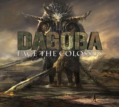 DAGOBA - Face The Colossus CD
